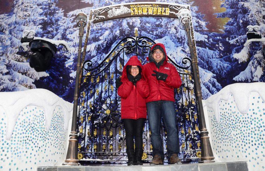Snow World Malaysia - tobringtogether.com