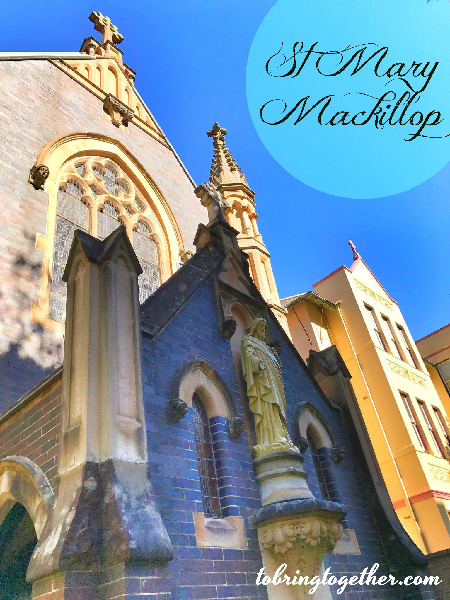 A visit to St Mary Mackillop