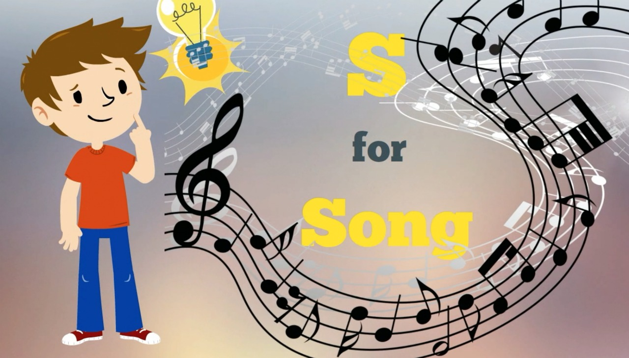 S for song