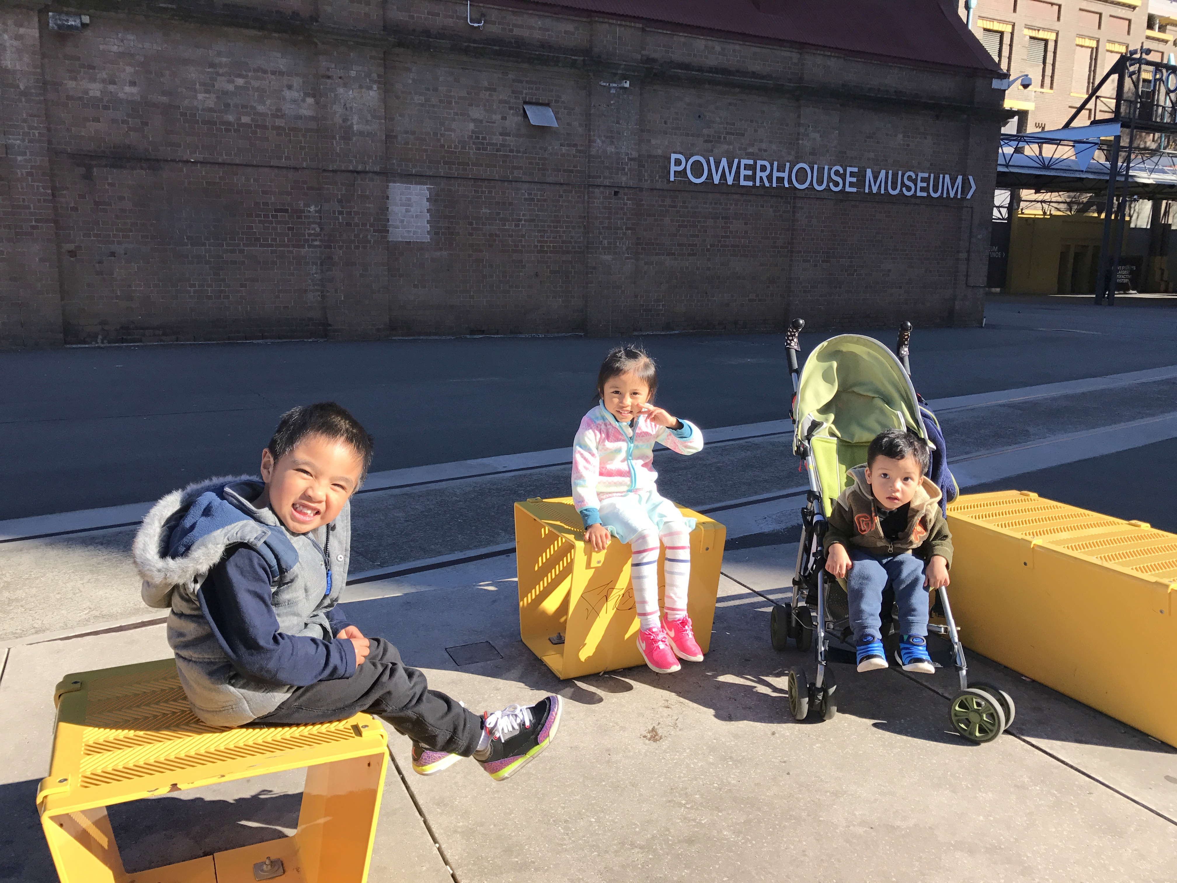 Powerhouse Museum New South Wales, 2017