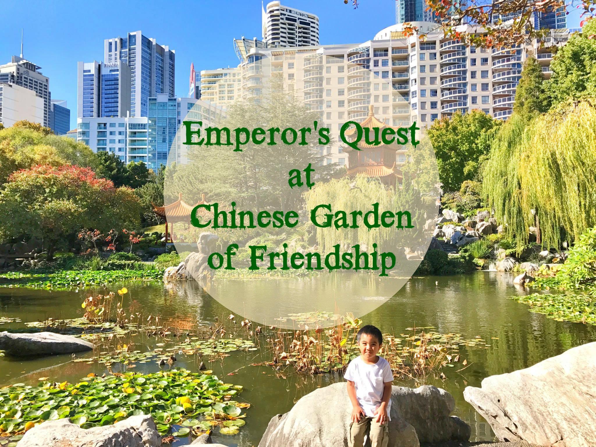 Chinese Garden of Friendship NSW, 2017
