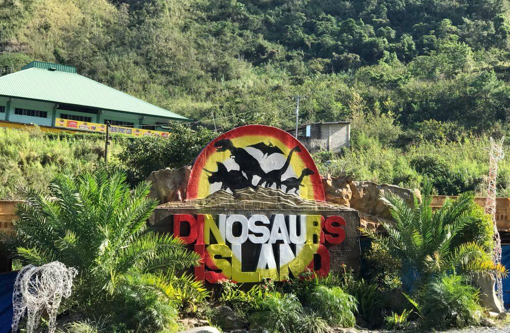 Dinosaur Island Baguio Eco Park Philippines, 2018