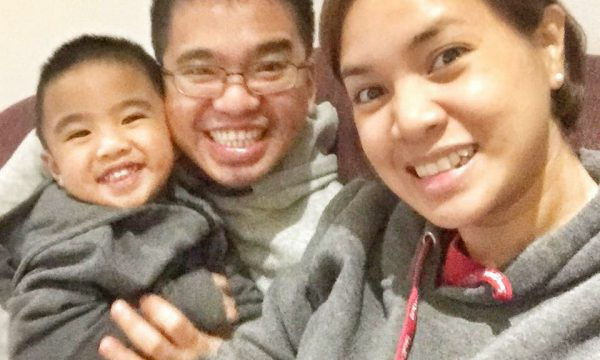 A Filipino family's starting life in Australia