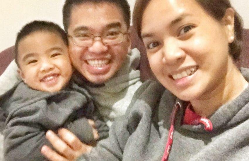 A filipino family in Australia - tobringtogether