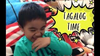 Marshall's T week for Tagalog time - tobringtogether.com