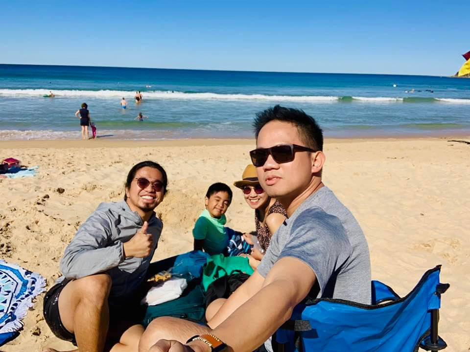 at Manly Beach New South Wales Australia, 2019
