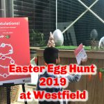 Easter Egg Hunt 2019 at Westfield Hurstville - tobringtogether.com