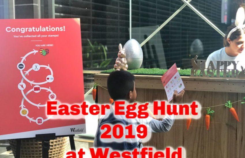 Easter Egg Hunt 2019 at Westfield Hurstville - tobringtogether.com