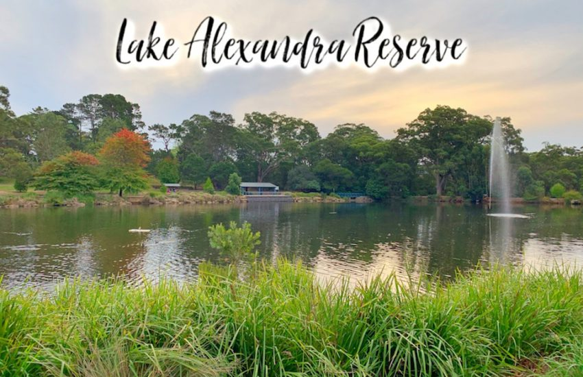 Lake Alexandra Reserve - tobringtogether.com