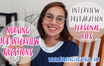 Nursing interview questions - tobringtogether
