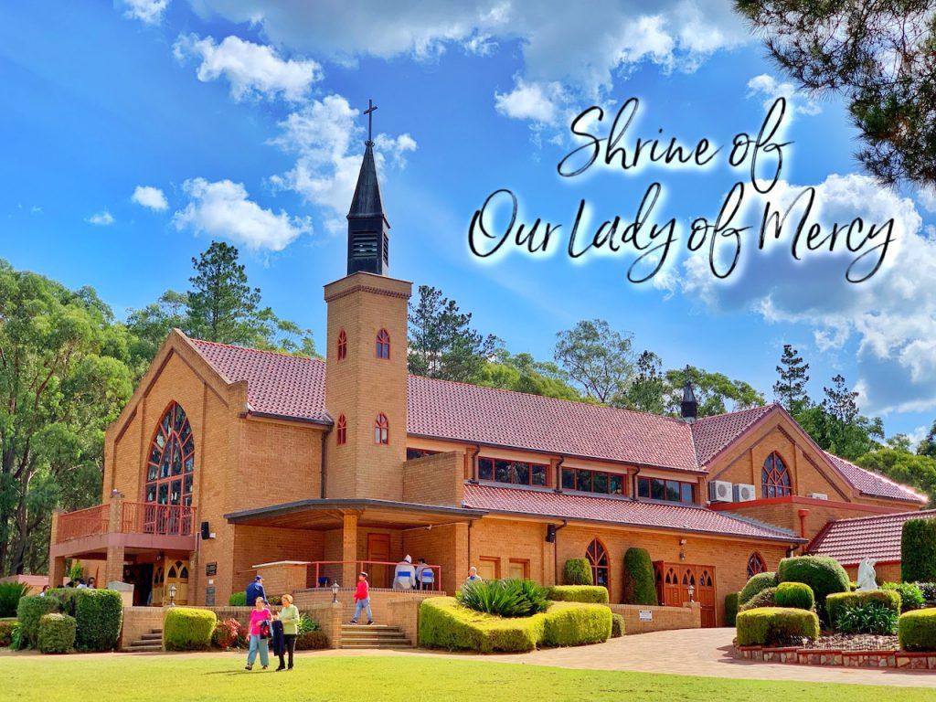 Shrine of Our Lady of Mercy - tobringtogether.com