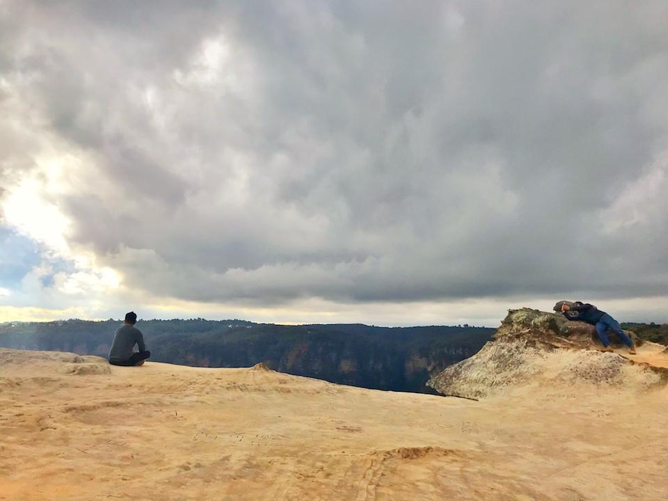 Buwis Buhay shot at Lincoln's Rock, NSW 2019