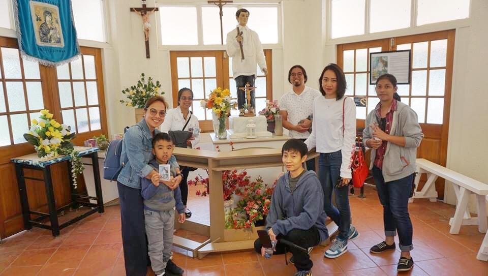 San Lorenzo Ruiz de Manila Penrose Park - tobringtogether.com