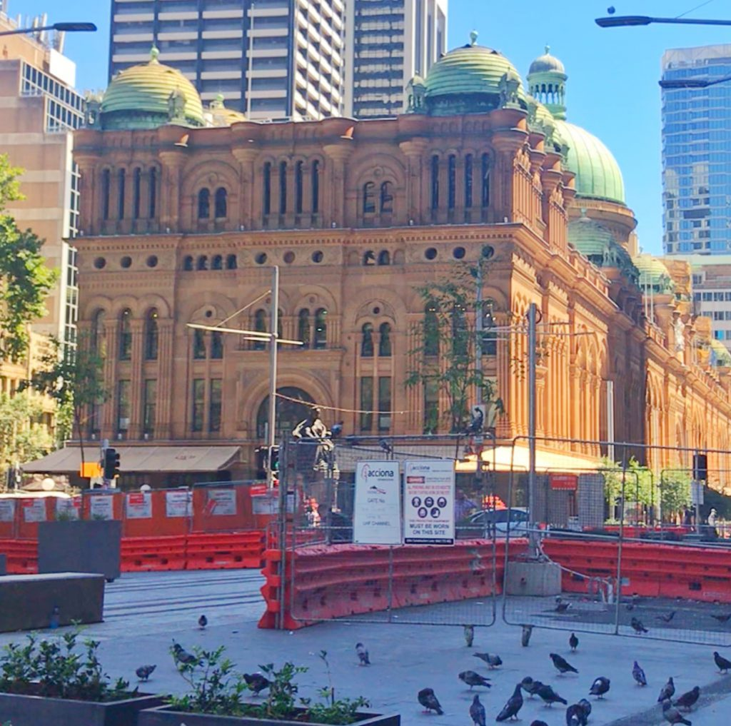 Queen Victoria Building, New South Wales