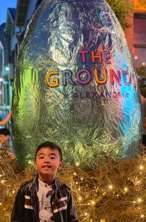 The Grounds Rainbow Laneway - tobringtogether.com