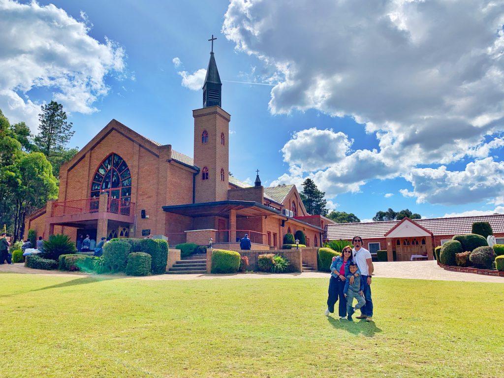 Shrine of Our Lady of Mercy Penrose Park - tobringtogether