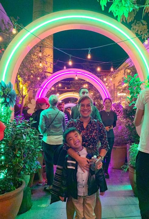 The Grounds Alexandria Rainbow Lane - tobringtogether.com