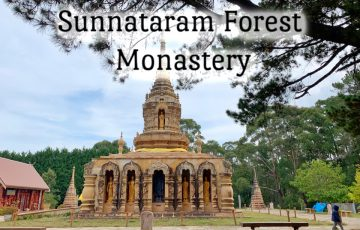 Sunnataram Forest Monastery - tobringtogether