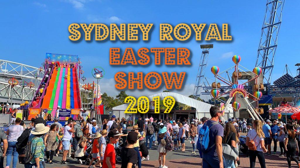 Sydney Royal Easter Show 2019 - tobringtogether.com