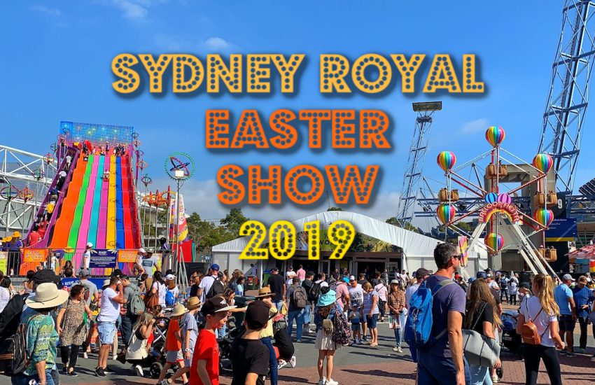 Sydney Royal Easter Show 2019 - tobringtogether.com