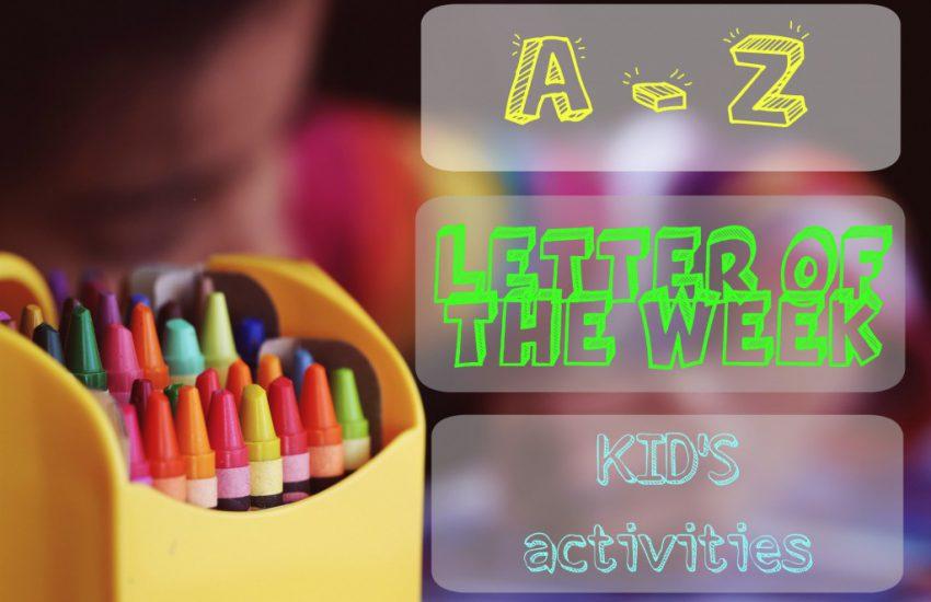 A-Z activities - tobringtogether.com