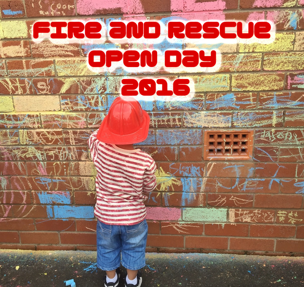 Fire and Rescue Open Day NSW 2016 - tobringtogether.com