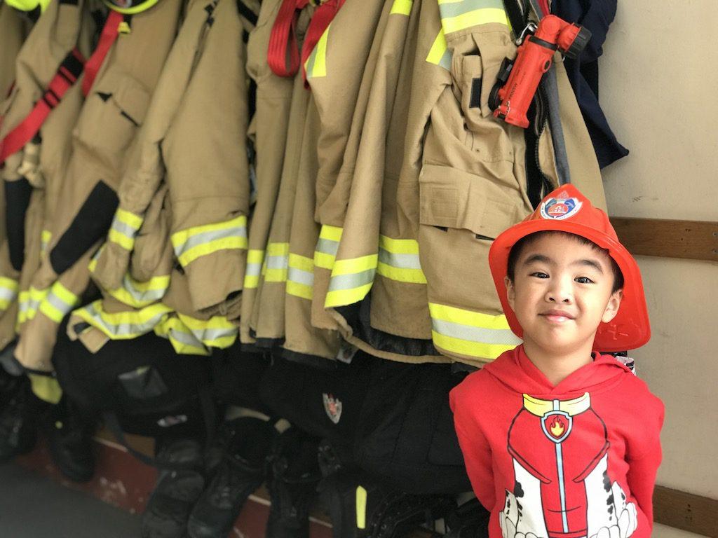 Open day Fire Rescue 2018 - tobringtogether.com