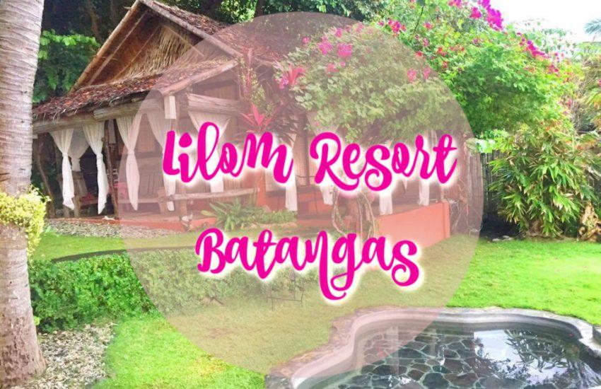 Lilom Resort Batangas - tobringtogether.com
