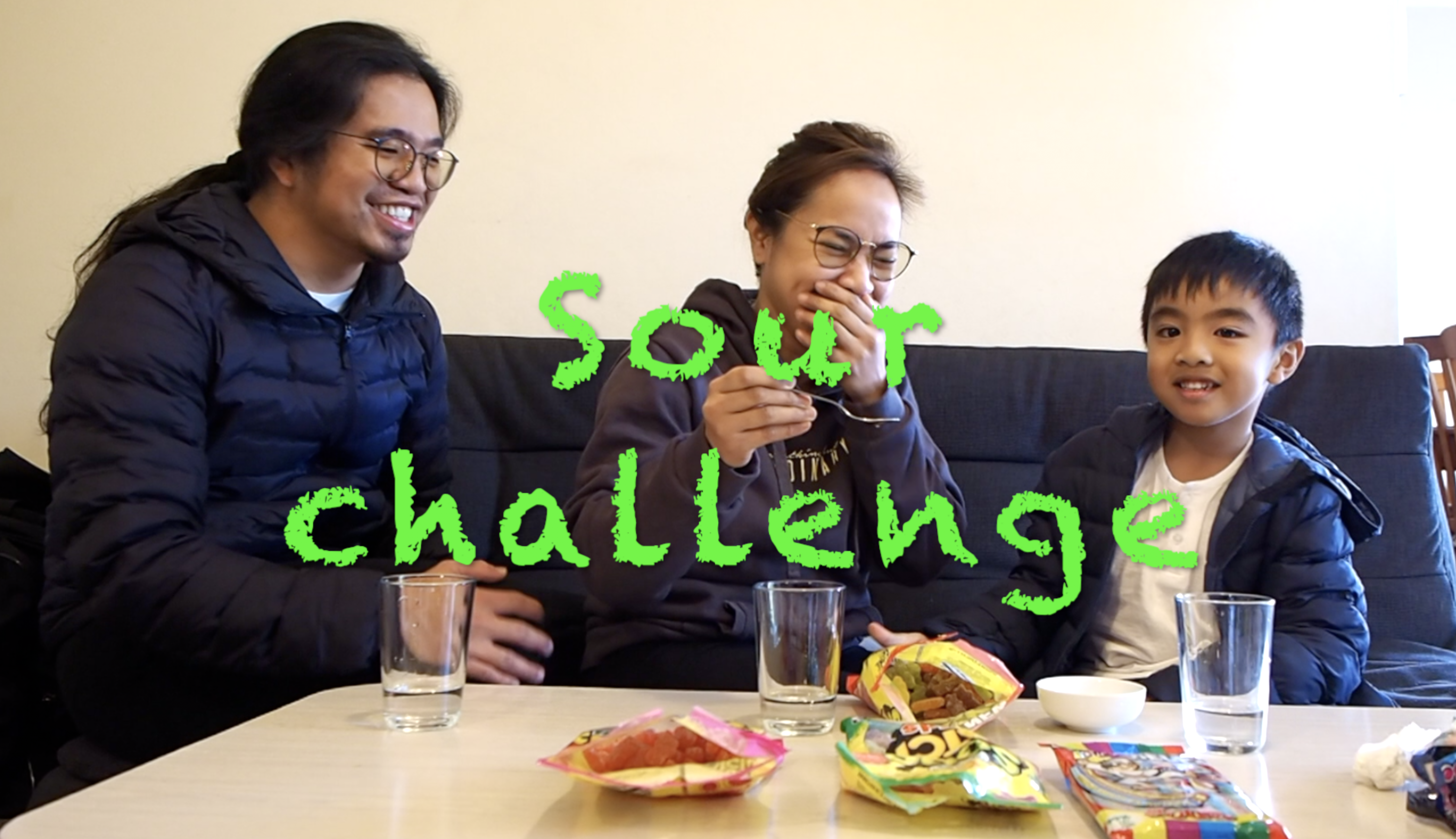 Sour Challenge | Filipino Style ;)