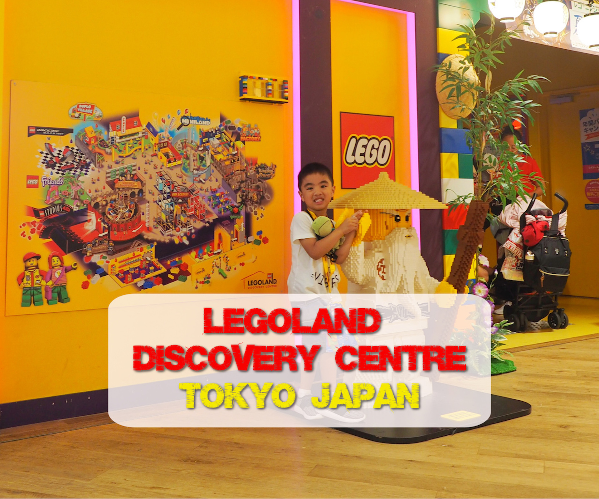 Legoland Discovery Centre at Tokyo, Japan 2018
