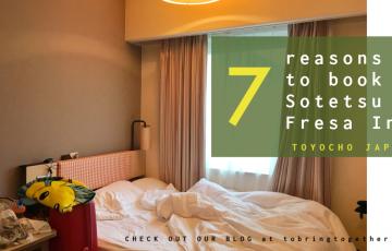 7 reasons to book at Sotesu Fresa Inn Japan