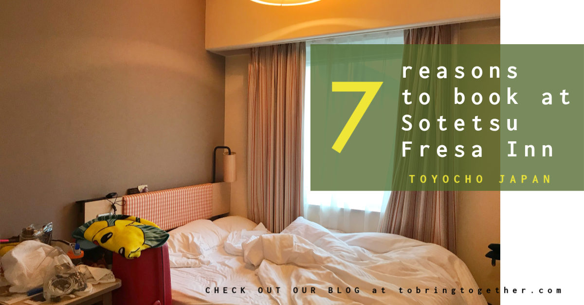 7 reasons to book at Sotesu Fresa Inn Japan