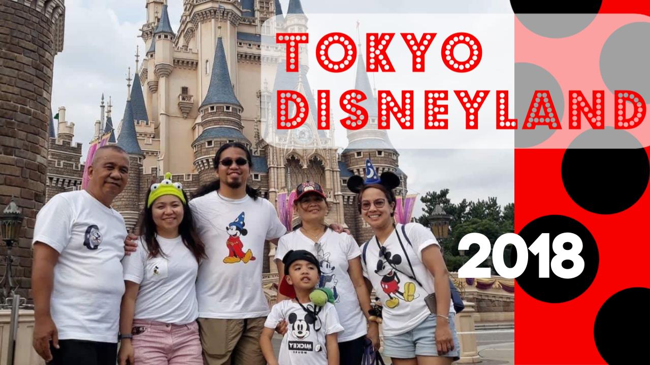 Tokyo Disneyland 2018