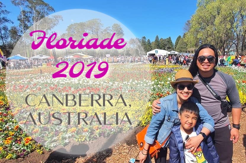Floriade at Canberra, 2019