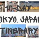 10-day Tokyo, Japan Itinerary