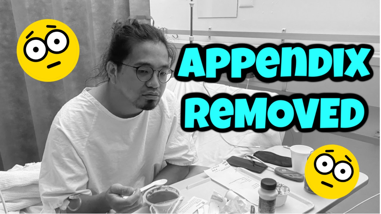 Dad's Appendectomy